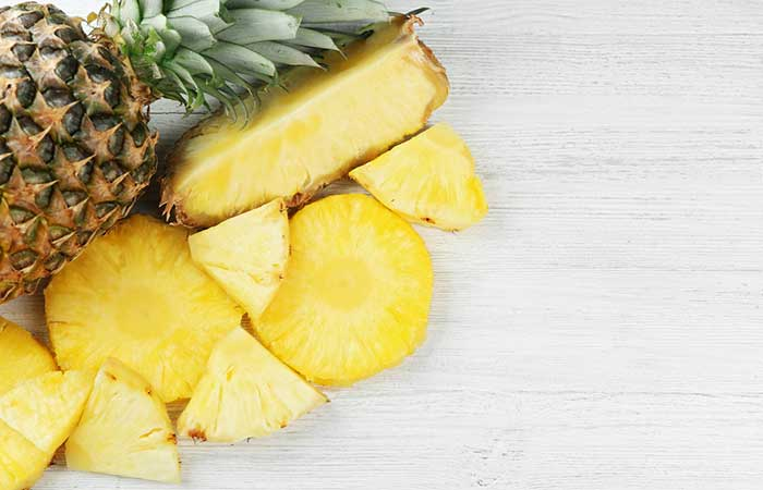 Pineapples - Lower Creatinine Levels