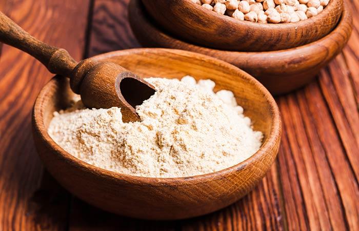 5. Gram Flour