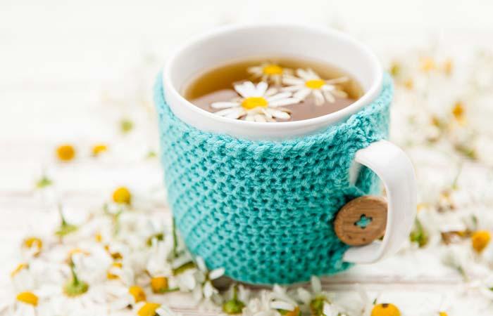 Treat Loose Motions - Chamomile Tea