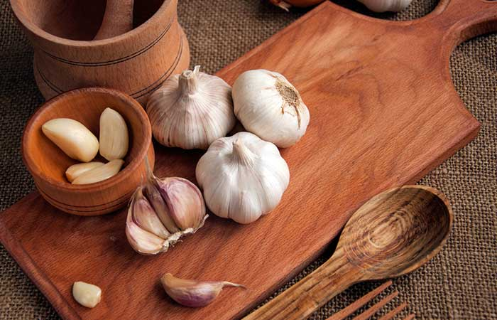 Garlic - Lower Creatinine Levels