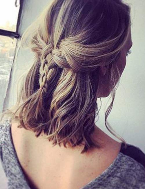6. The Half Four Braid