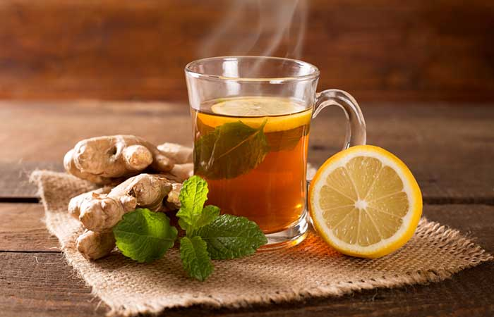Ginger - Lower Creatinine Levels