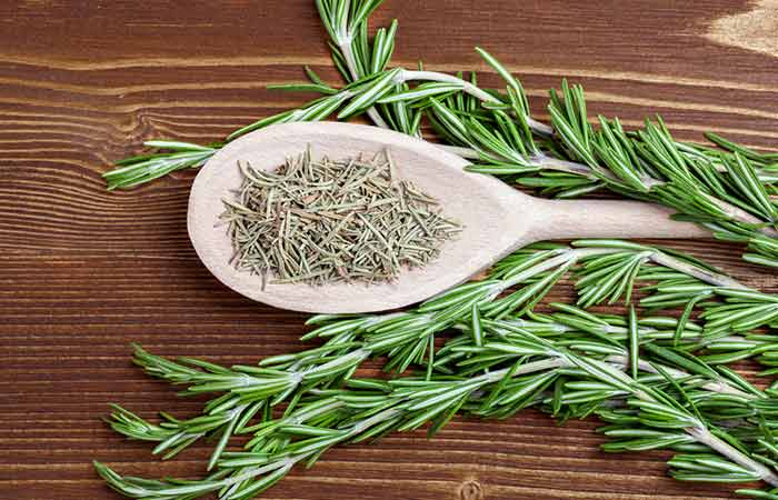 7. Rosemary