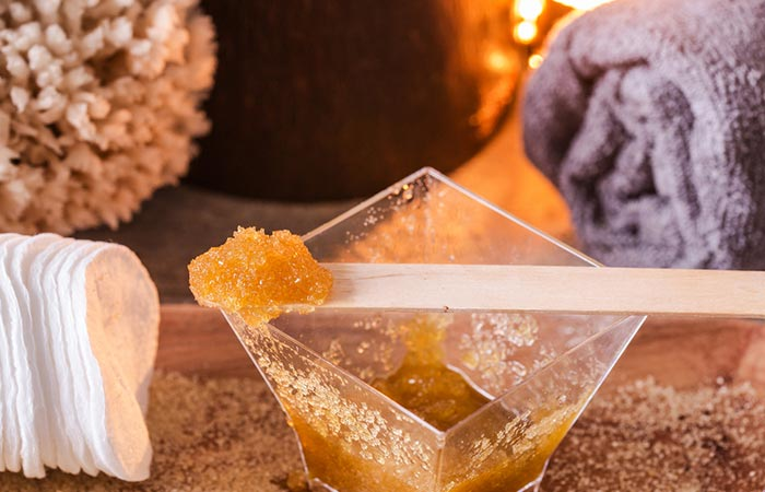 Brown Sugar Scrub Benefits - Brown Sugar And Almond Oil Scrub