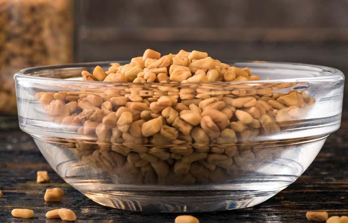 8. Fenugreek Seeds