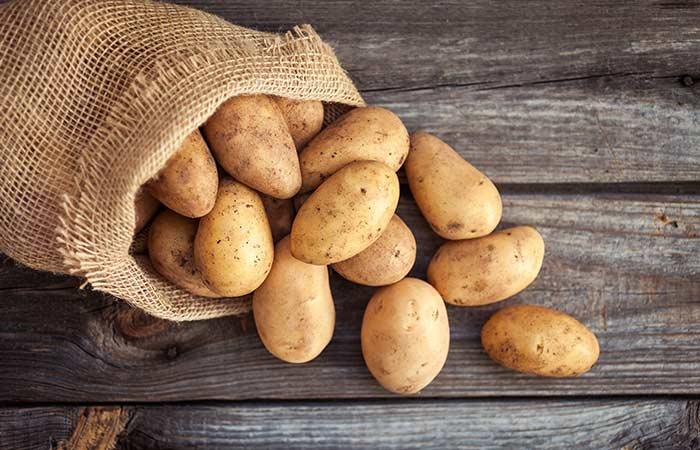 9. Potato