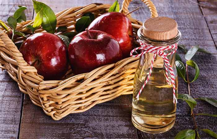 Tinea Versicolor Treatment - Apple Cider Vinegar