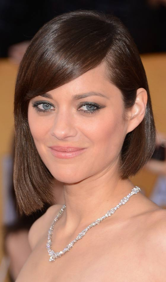 10 stylish french hairstyles for short hair asymmetric bob urmus Image collections