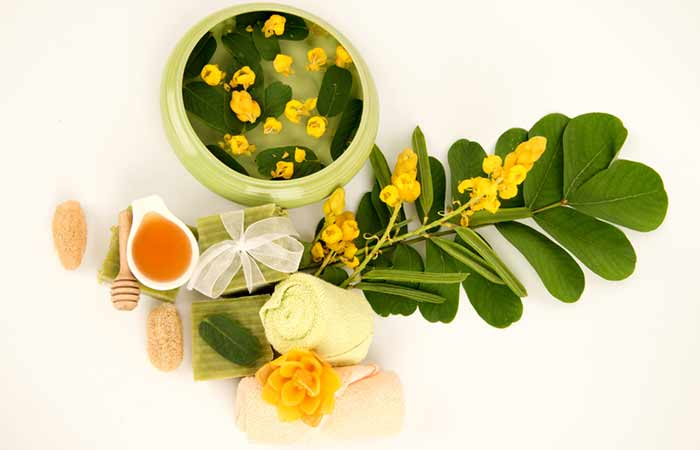 Tinea Versicolor Treatment - Candle Bush