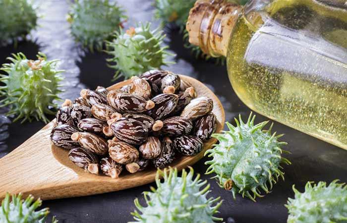 Tinea Versicolor Treatment - Castor Oil