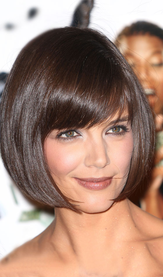 Katie Holmes Short Hair Length Hot Girls Wallpaper