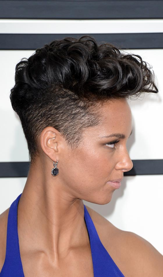 mohawk styles for curly hair 10 funky hairstyles you can try right now 5286