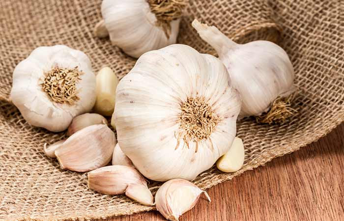 Tinea Versicolor Treatment - Garlic