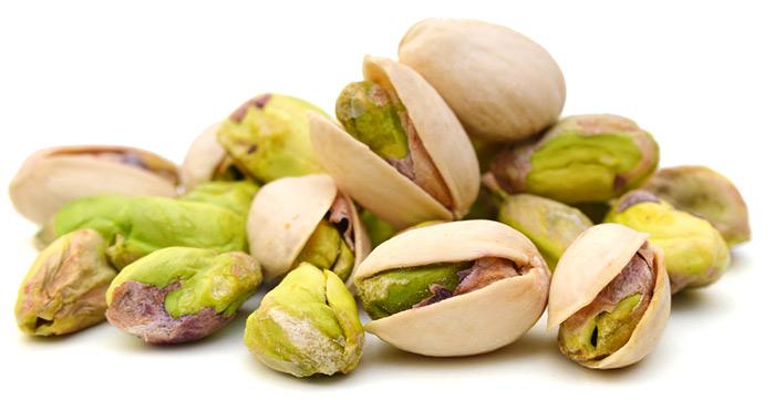 Pistácios são bons para perda de peso - quantos pistaches consumir?