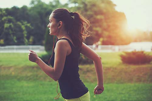 how to get a bigger butt fast - Running