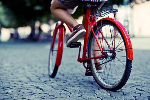 how to get a bigger butt fast - Biking