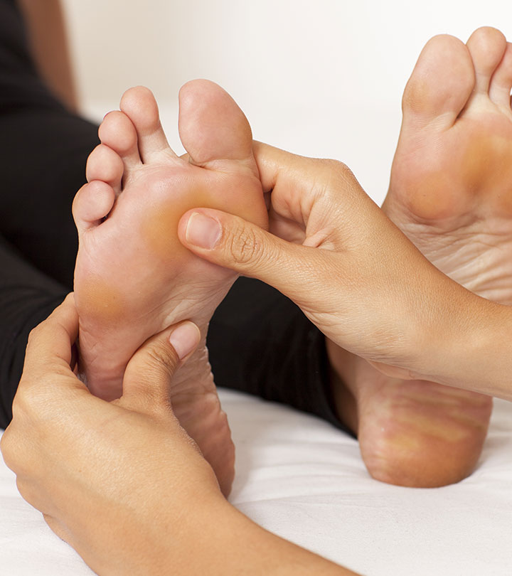 How To Lower High Blood Pressure Using Reflexology?
