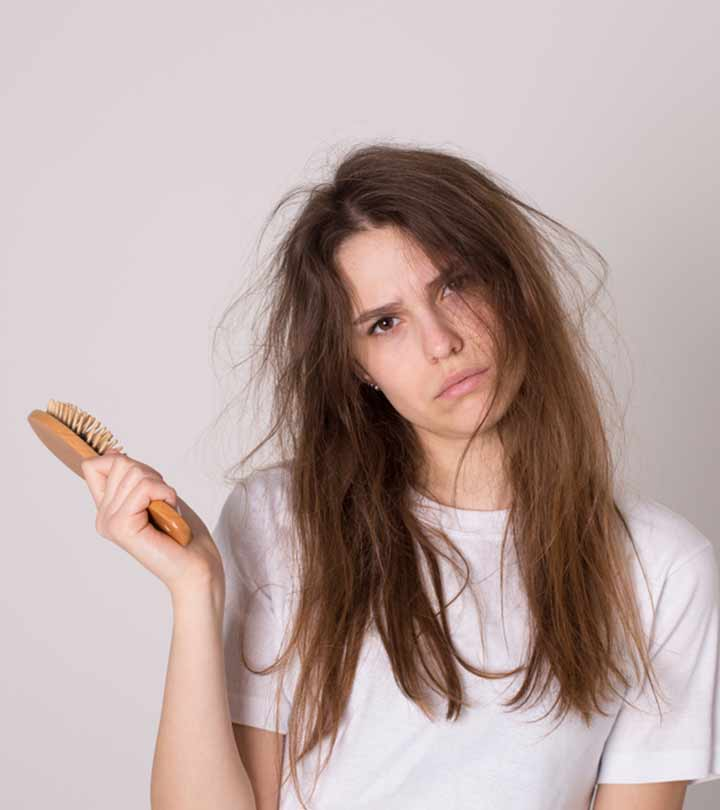 Is Olive Oil Effective For Dry Hair?