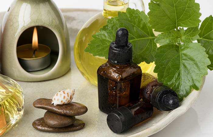 Tinea Versicolor Treatment - Patchouli Oil