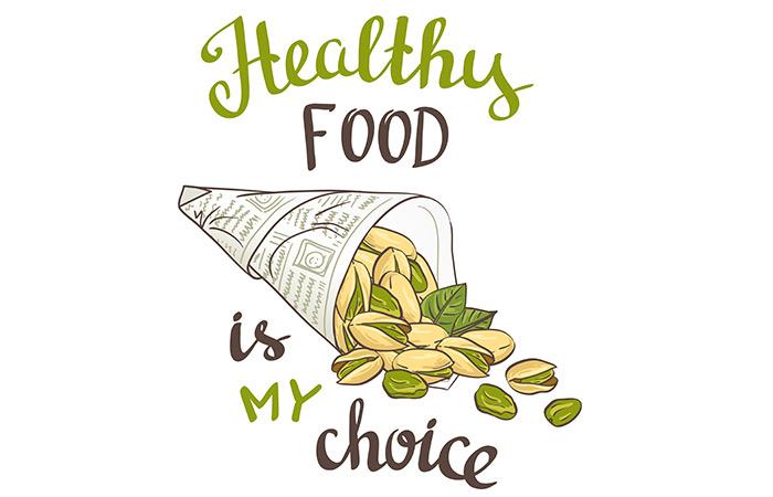 Pistácios são bons para perda de peso - Fatos nutricionais de pistache