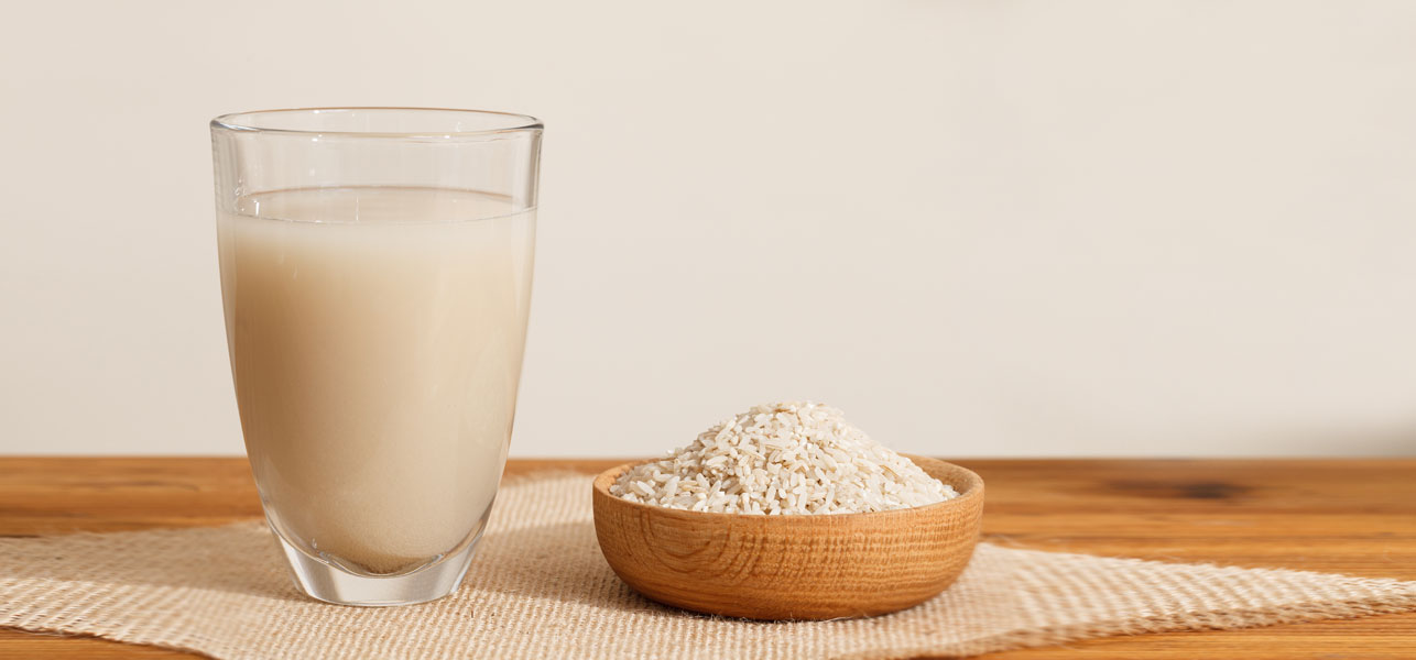 Rice Water Beneficial