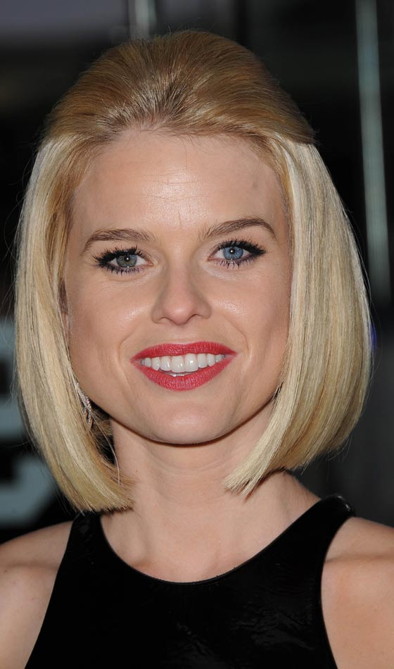 10 beautiful half up half down prom hairstyles you can try today round bob half updo pmusecretfo Gallery