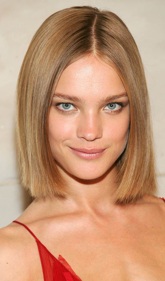 Different Hairstyles 10 different hairstyles for medium length hair Sleek Bob