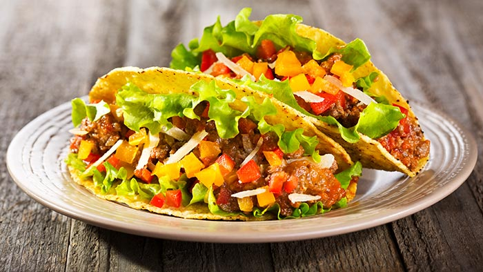 healthy+weight+loss+taco+salad