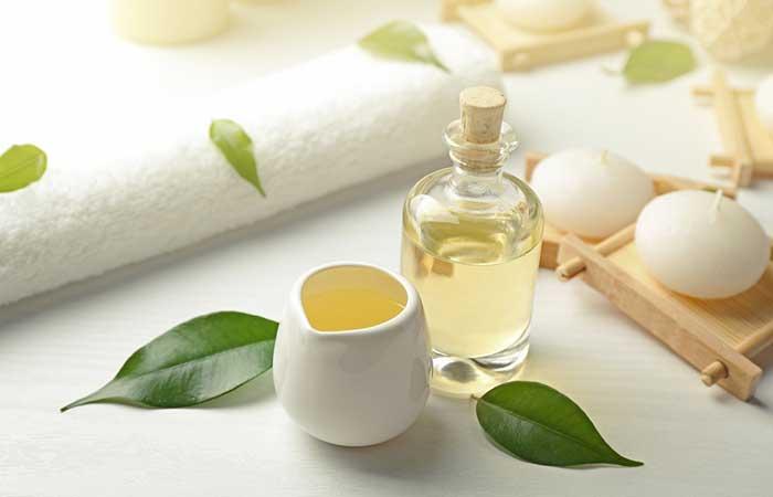 Tinea Versicolor Treatment - Tea Tree Oil