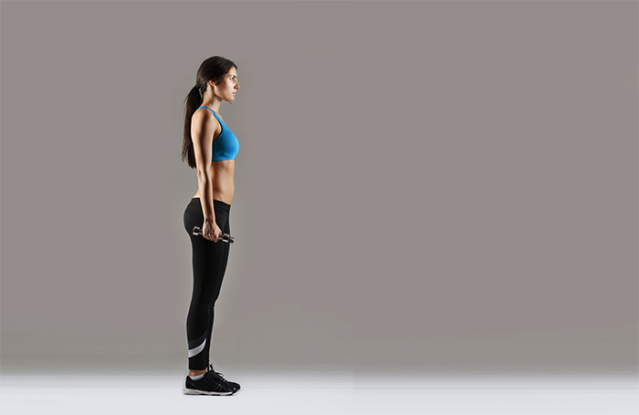 The Lunge Exercies