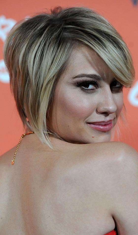 Two-Toned-Short-Bob