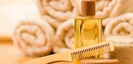 olive oil for dry hair