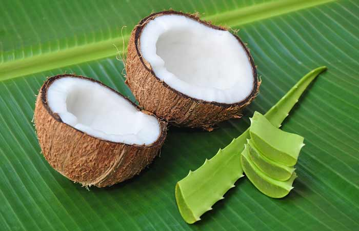 10.-Coconut-Milk-And-Aloe-Shampoo