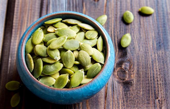 11. Pumpkin Seeds
