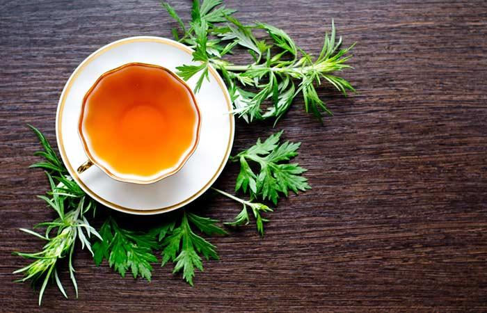 15. Wormwood Tea