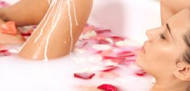 4 Amazing Benefits Of Milk And Honey Bath