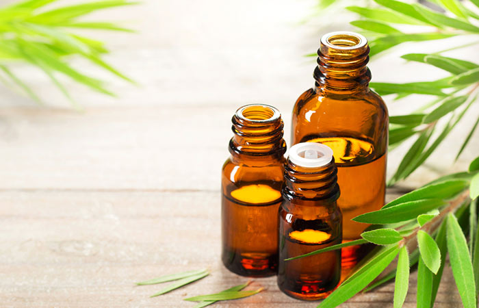2. Aloe Vera And Tea Tree Oil For Psoriasis