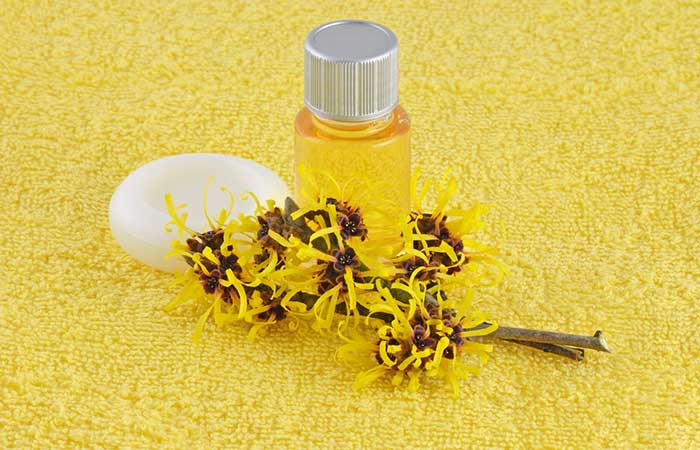 2. Witch Hazel And Tea Tree Oil For Scabies