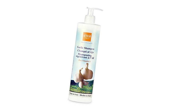 3. Alter Ego Garlic Shampoo