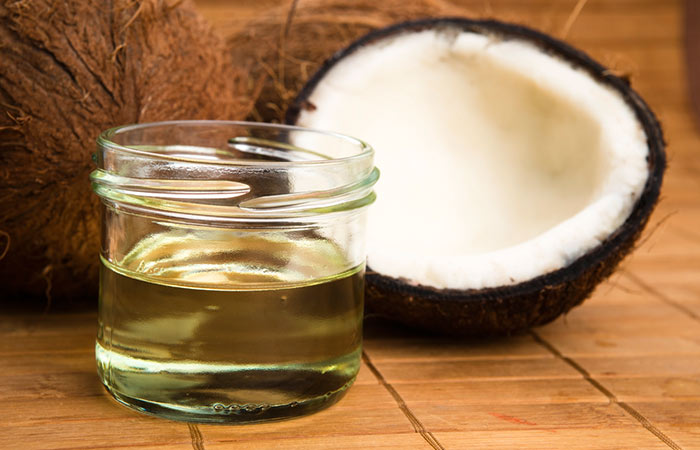 4. Aloe Vera And Coconut Oil For Psoriasis