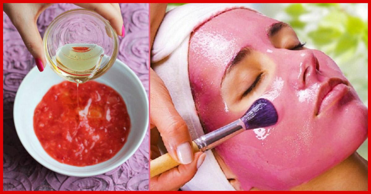 11 Must-Try Easy Homemade Pomegranate Face Packs