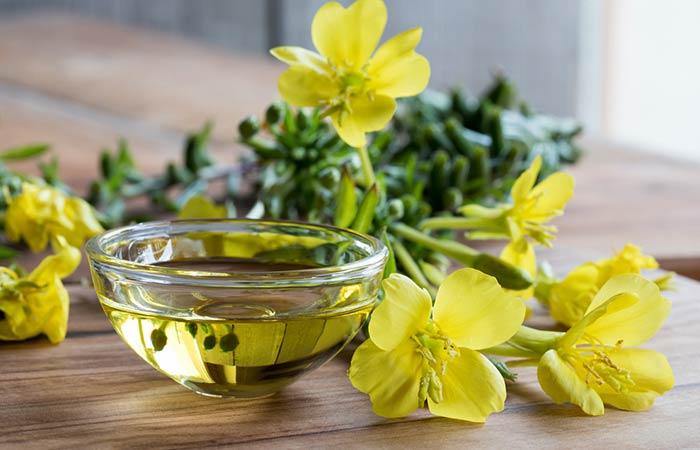5. Vitamin E Oil And Evening Primrose Oil