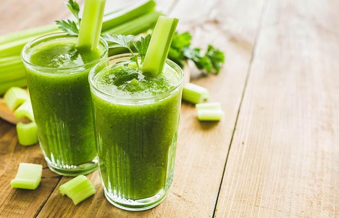 Light Food Recipes - Skin Rejuvenating Breakfast Smoothie