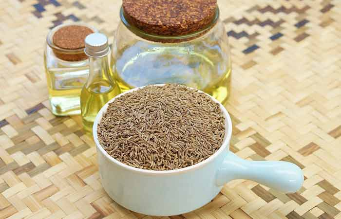 6. Caraway Essential Oil