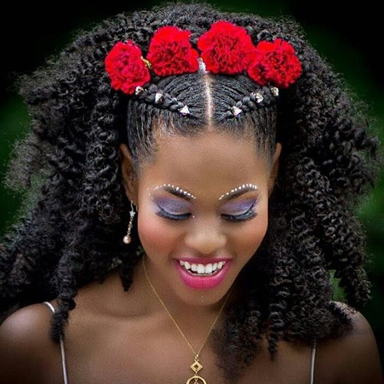 Small Cornrow Hairstyles | 41 Cute And Chic Cornrow Braids Hairstyles