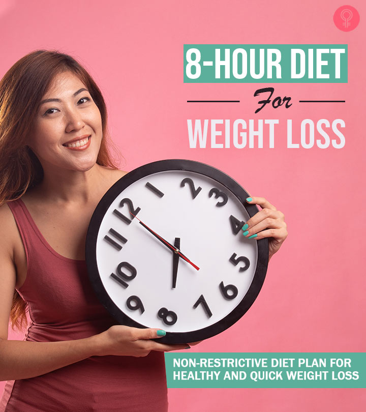 8 Hour Diet A Guide To The Best Weight Loss Plan