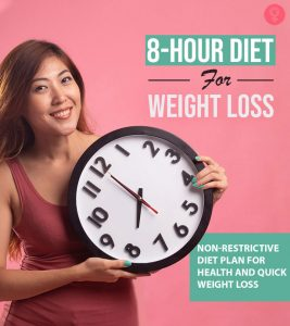 16/8 Intermittent Fasting – 8-Hour Diet For Fast Weight Loss