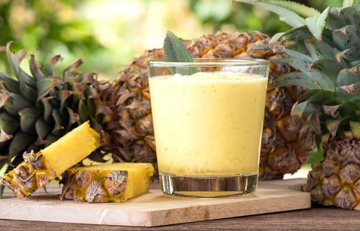 8. Pineapple Juice
