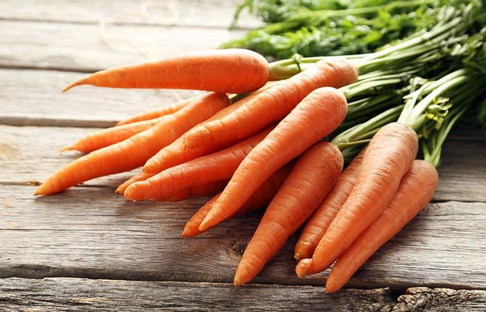 9. Carrots