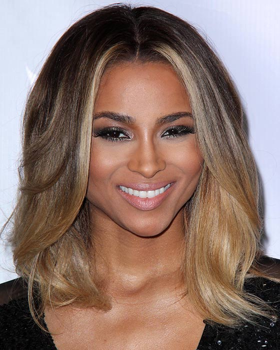 Blonde-Ombre-Lob